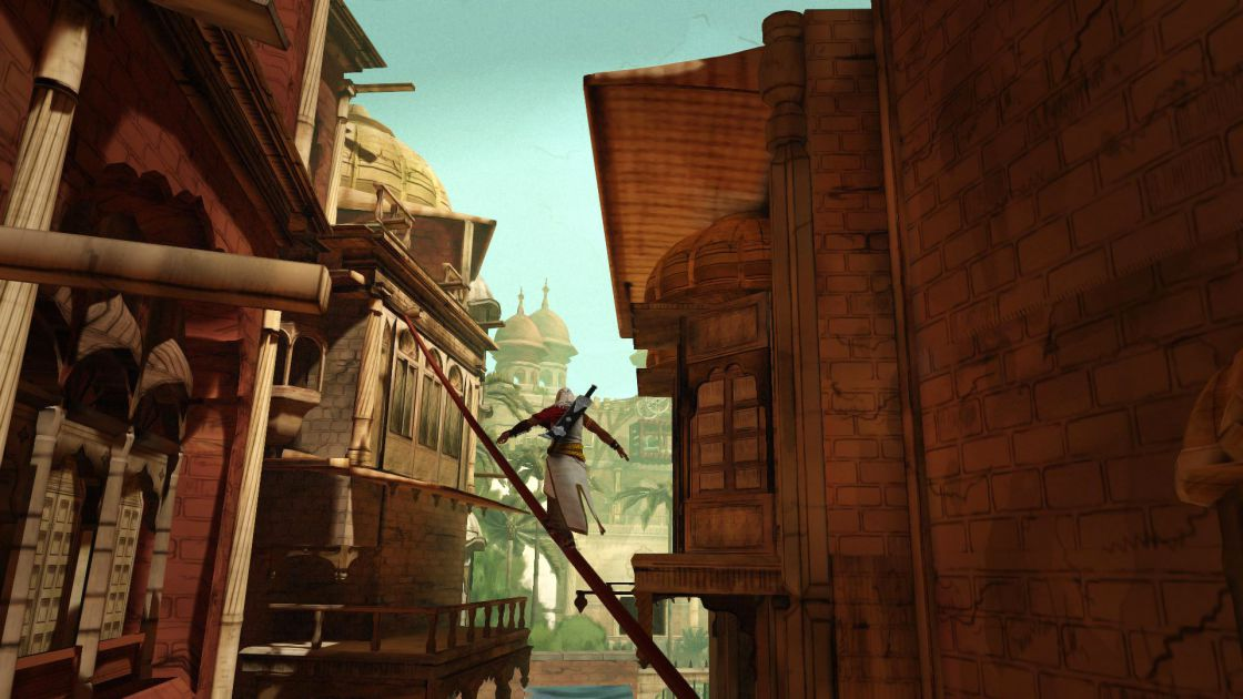 Assassin's Creed Chronicles: India screenshot 6