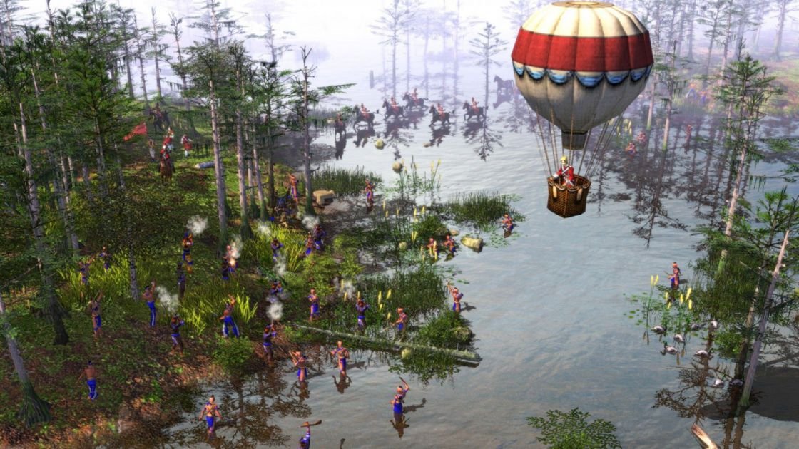 Age of Empires III (Complete Collection) screenshot 10