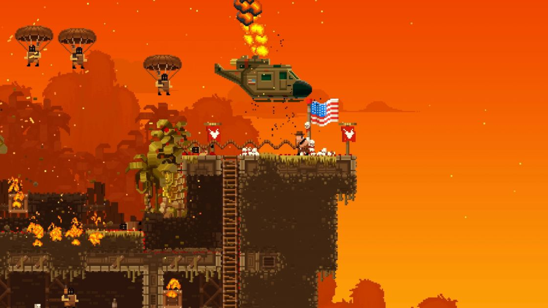 Broforce screenshot 14