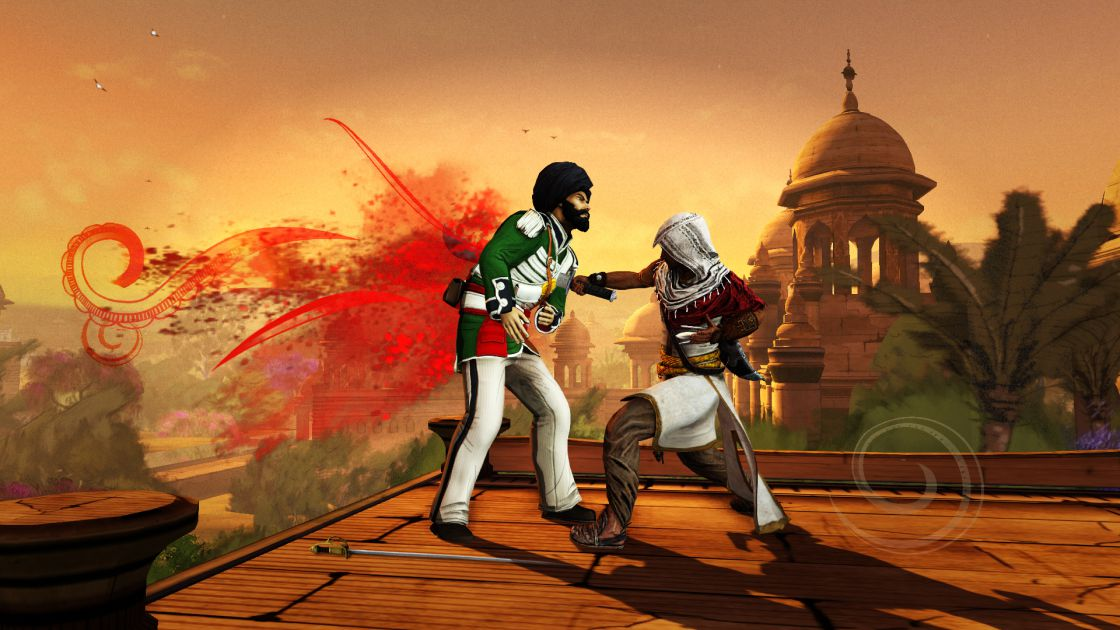 Assassin's Creed Chronicles: India screenshot 5
