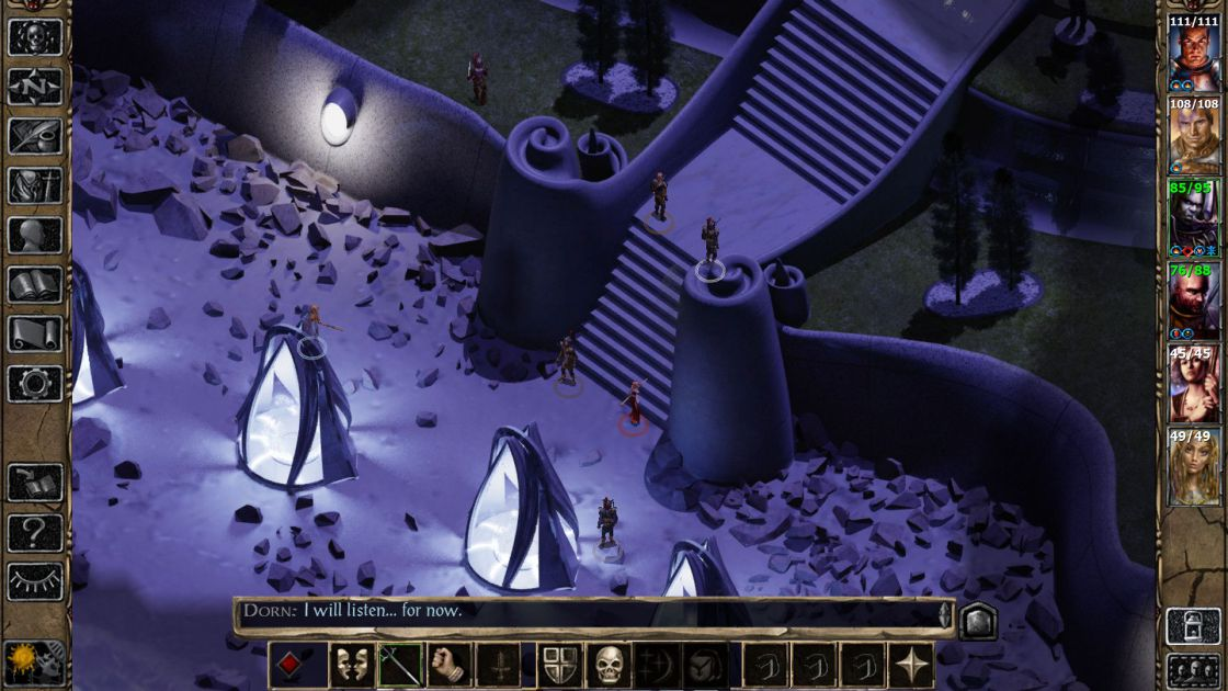 Baldurs Gate II (Enhanced Edition) screenshot 5