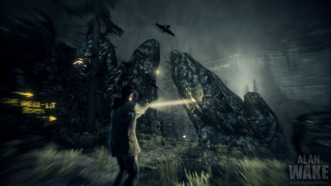 Alan Wake - Xbox 360/Xbox One screenshot 9