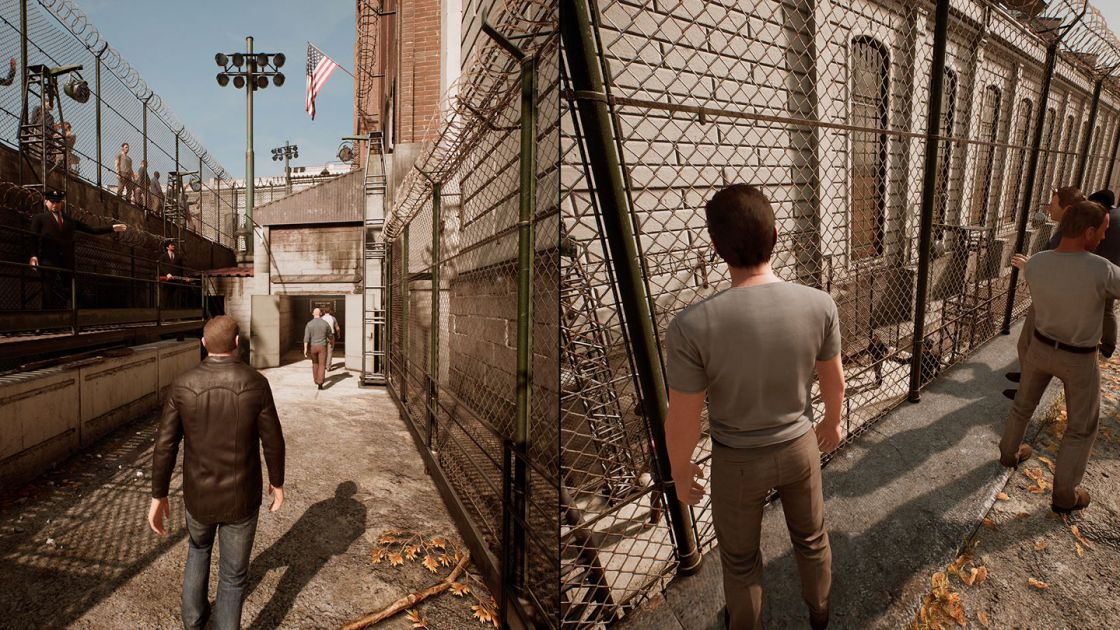A Way Out (Xbox One) screenshot 9