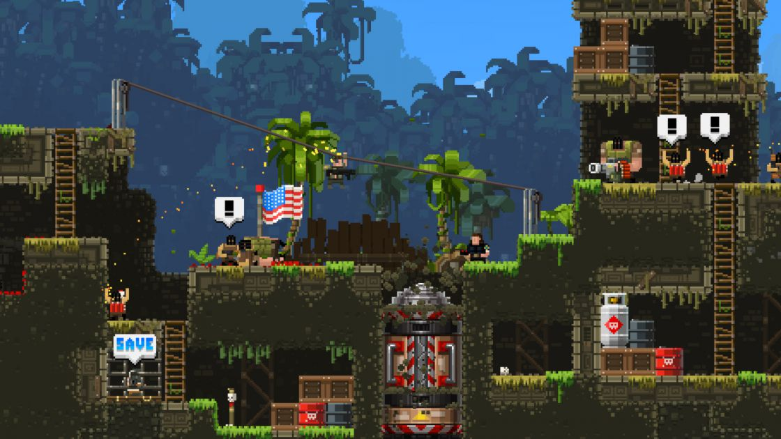 Broforce screenshot 15