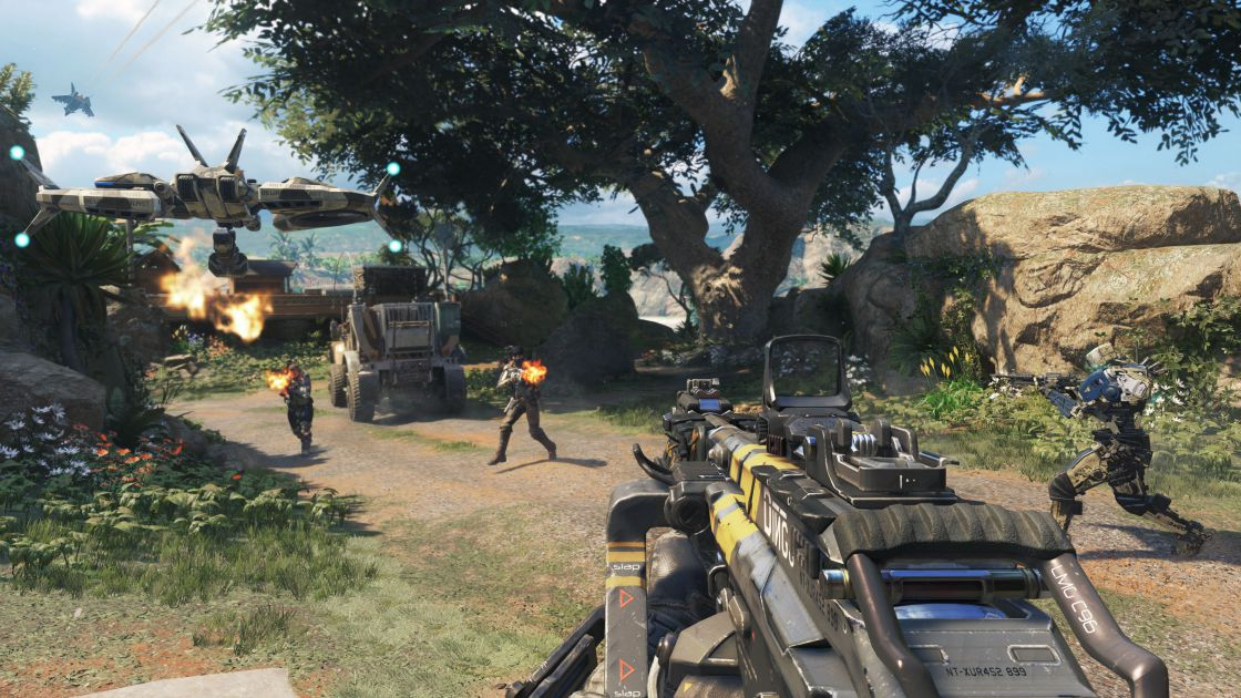 Call of Duty: Black Ops 3 (incl. Nuketown DLC) screenshot 13