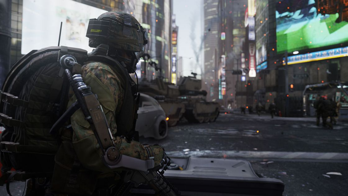 Call of Duty: Advanced Warfare - Day Zero (DLC) screenshot 11