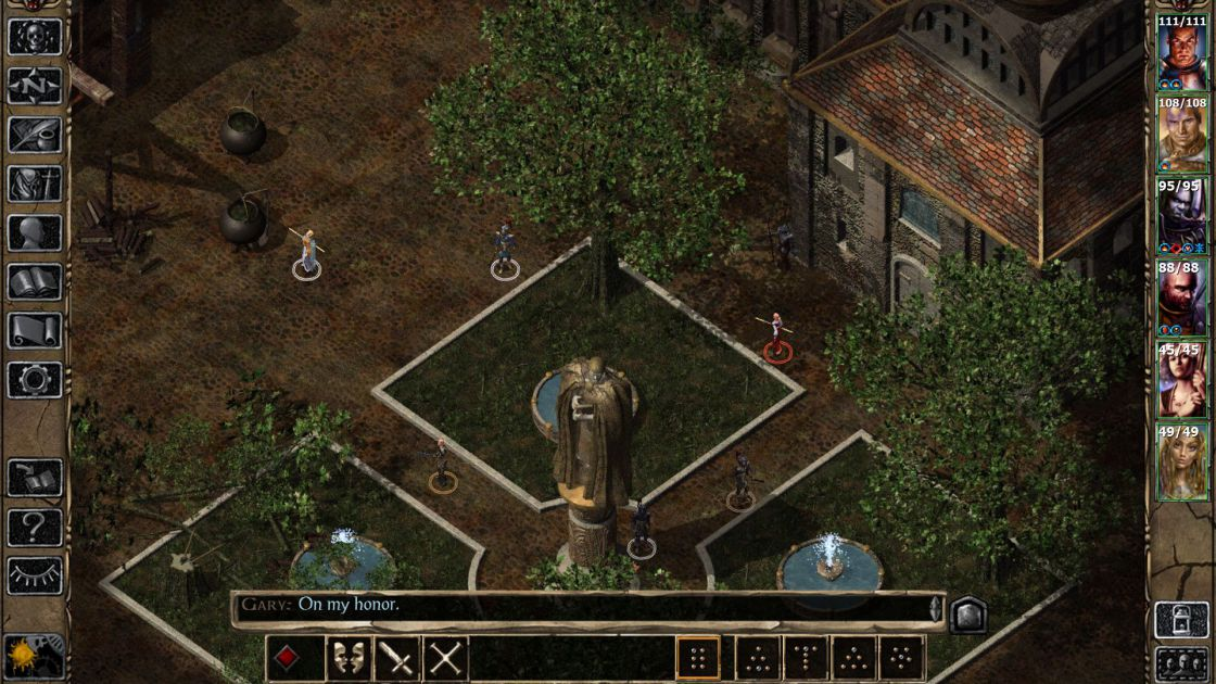 Baldurs Gate II (Enhanced Edition) screenshot 7