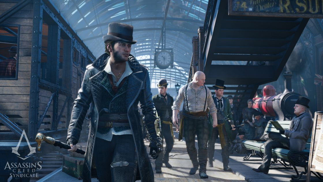 Assassin's Creed: Syndicate (Gold Edition) screenshot 1