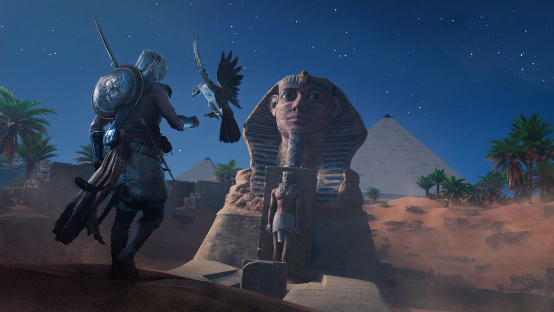 Assassin's Creed: Origins (Gold Edition) screenshot 2