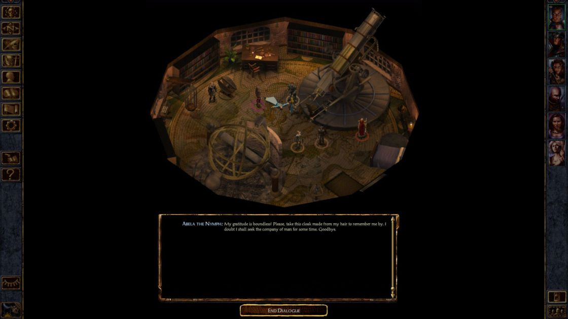 Baldurs Gate (Enhanced Edition) screenshot 2