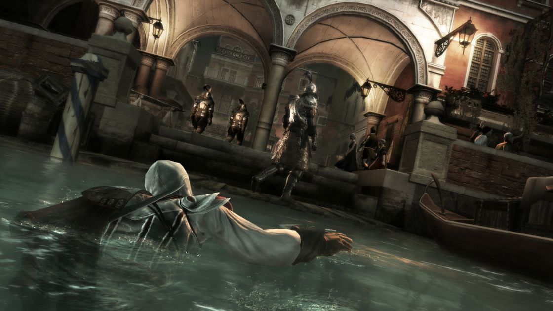 Assassin's Creed II (Deluxe Edition) screenshot 4
