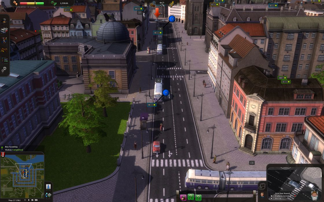 Cities in Motion screenshot 8