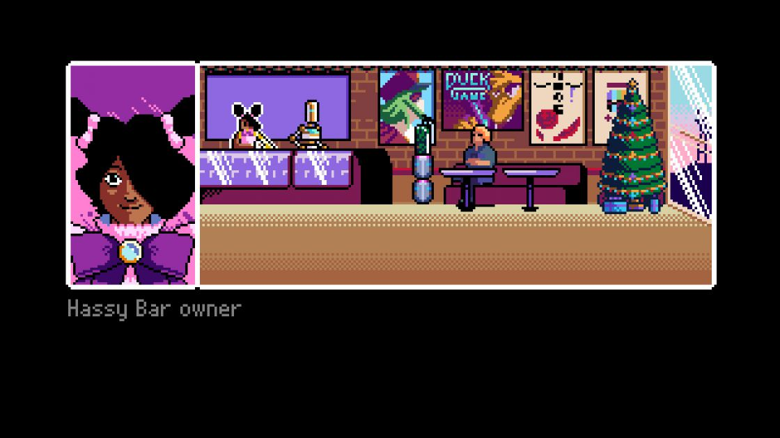 2064: Read Only Memories screenshot 6
