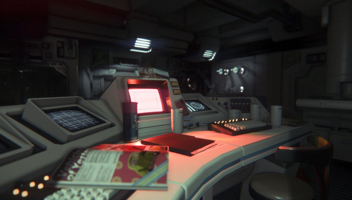 Alien: Isolation (Nostromo Edition) screenshot 5