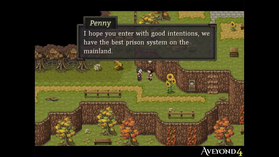 Aveyond 4: Shadow Of The Mist screenshot 6