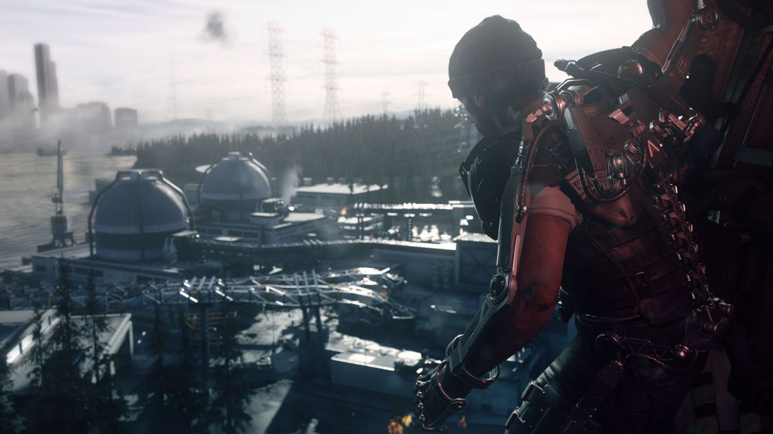 Call of Duty: Advanced Warfare - Day Zero (DLC) screenshot 13