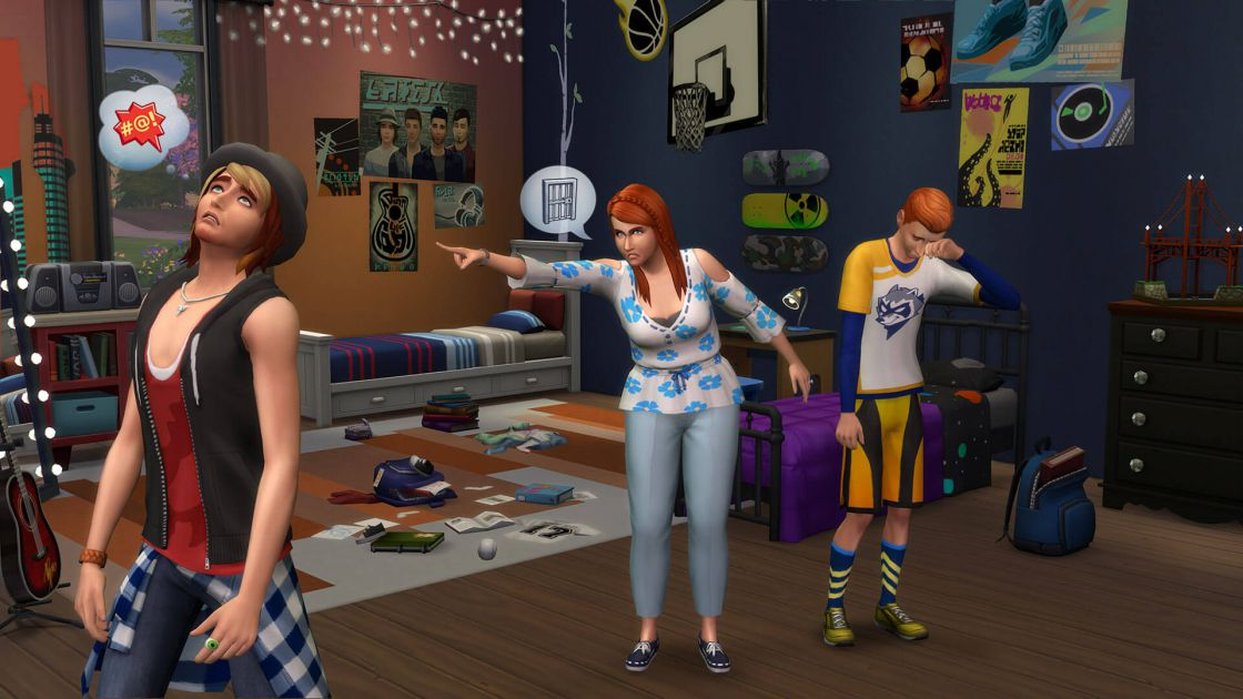 Sims 4 - Bundel Pakket 5 Ouderschap screenshot gameplay 4