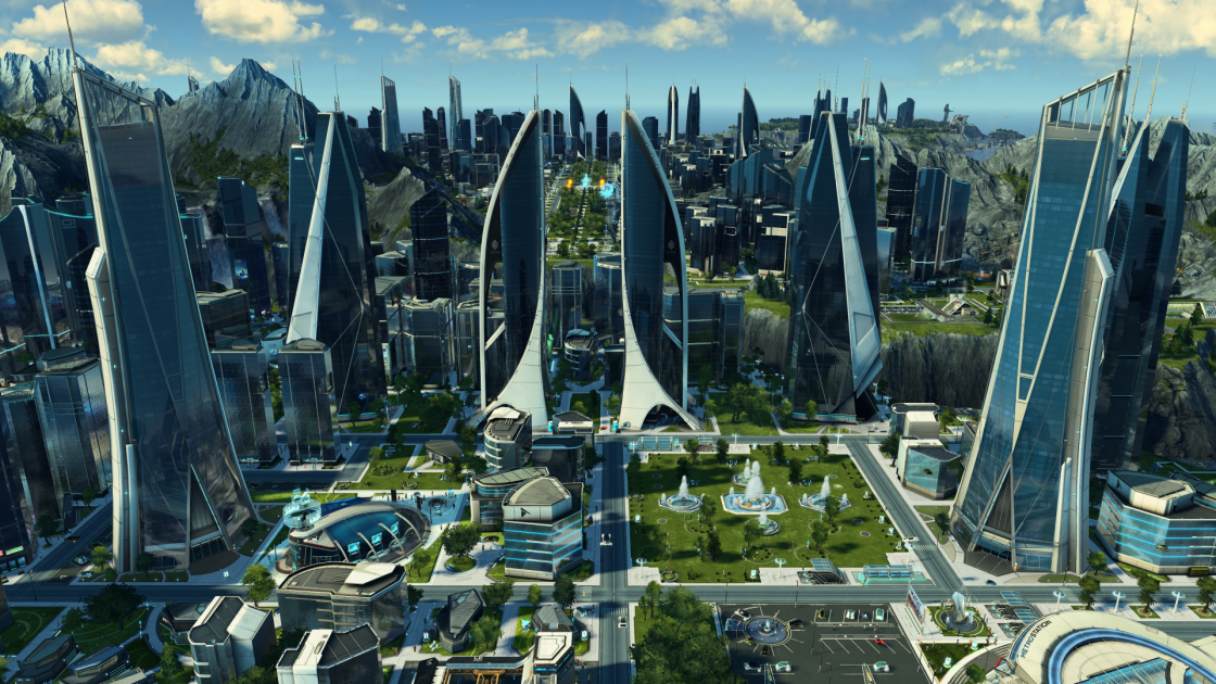 Anno 2205 - Season Pass (DLC) screenshot 12