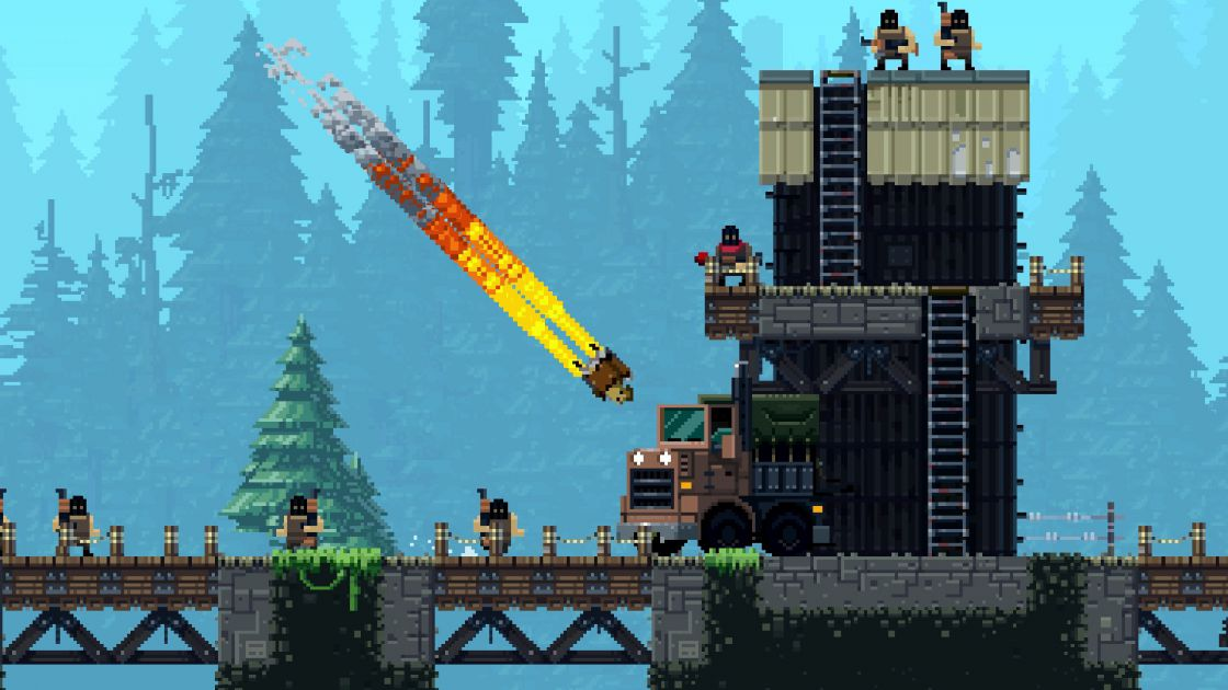 Broforce screenshot 5