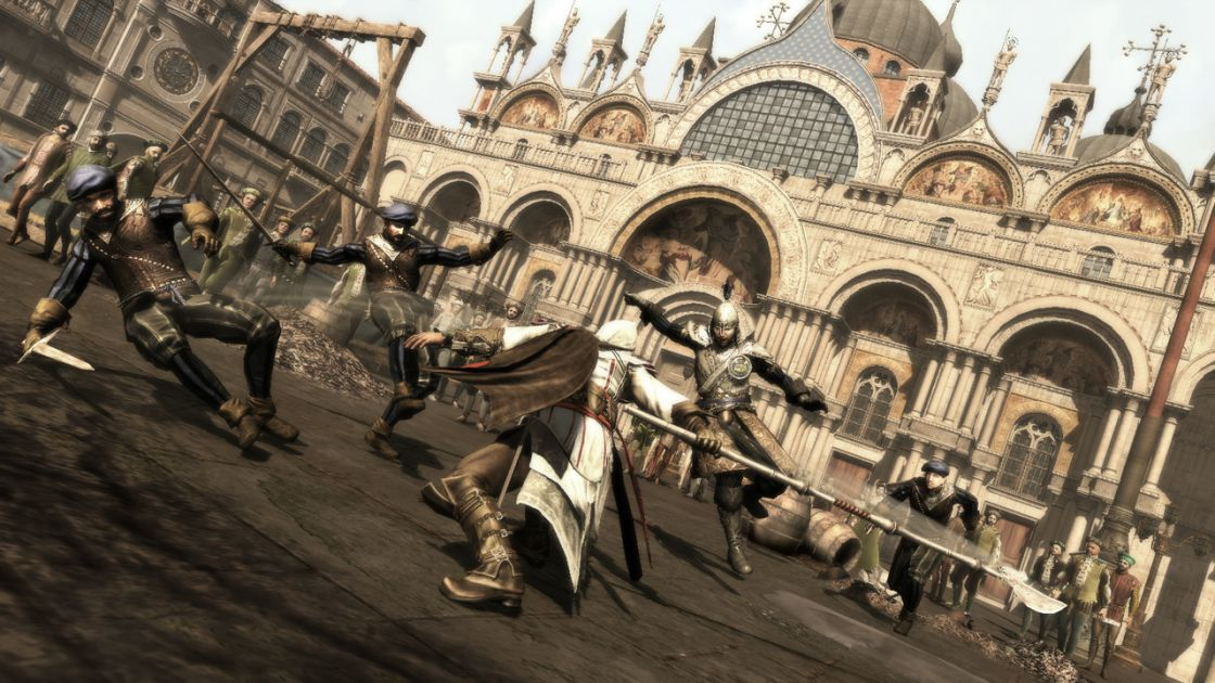Assassin's Creed II (Deluxe Edition) screenshot 5