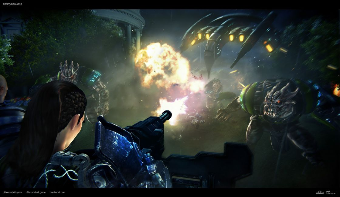 Bombshell screenshot 7