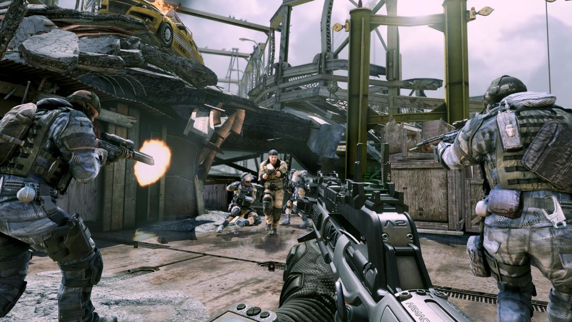 Call of Duty: Ghost - Devastation (DLC) screenshot 6