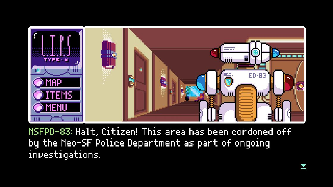 2064: Read Only Memories screenshot 9