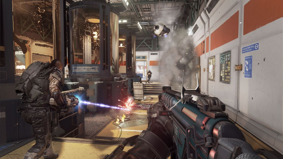 Call of Duty: Advanced Warfare - Day Zero (DLC) screenshot 6