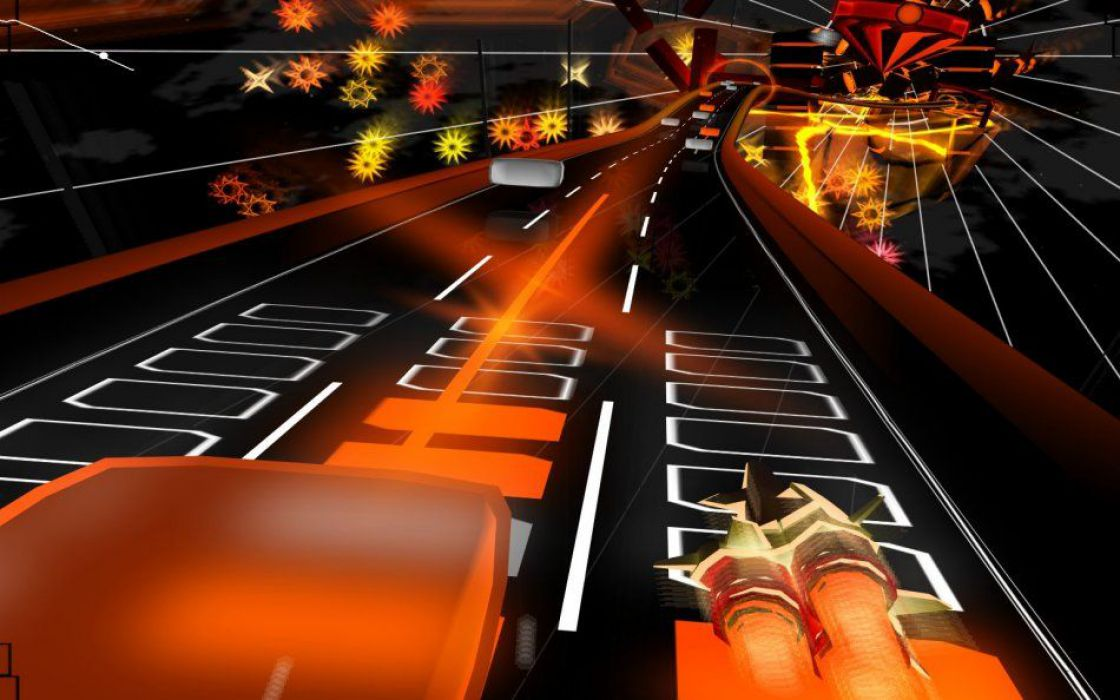 AudioSurf screenshot 7