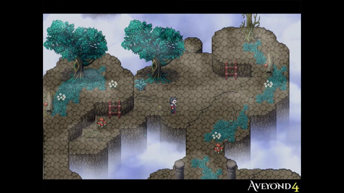 Aveyond 4: Shadow Of The Mist screenshot 4