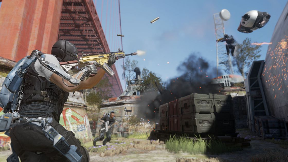 Call of Duty: Advanced Warfare - Day Zero (DLC) screenshot 19