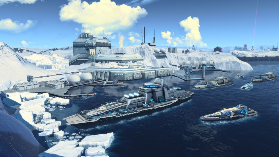 Anno 2205 (Ulitmate Edition) screenshot 2