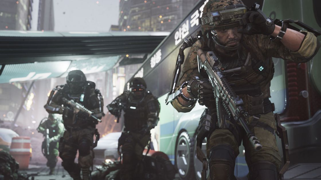 Call of Duty: Advanced Warfare - Day Zero (DLC) screenshot 14