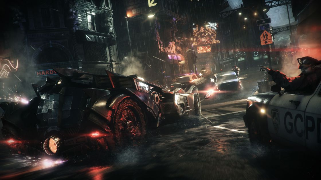 Batman: Arkham Knight - Season Pass (DLC) screenshot 1