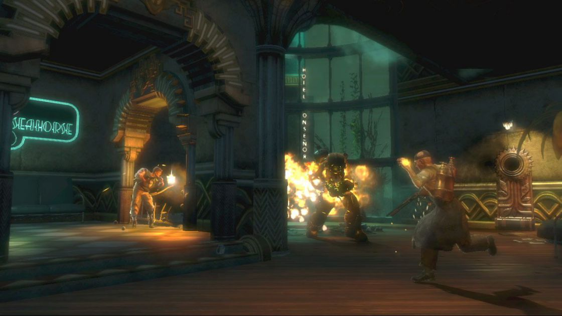 Bioshock 2 screenshot 2