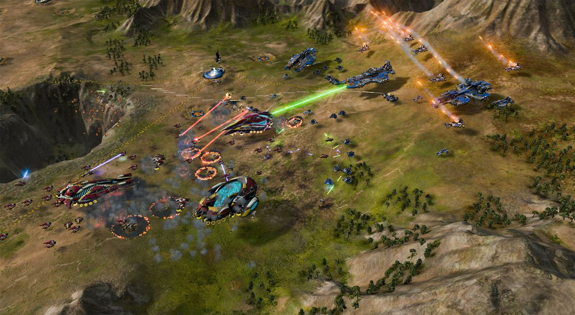 Ashes of the Singularity screenshot 5