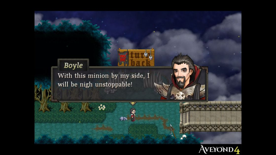 Aveyond 4: Shadow Of The Mist screenshot 1