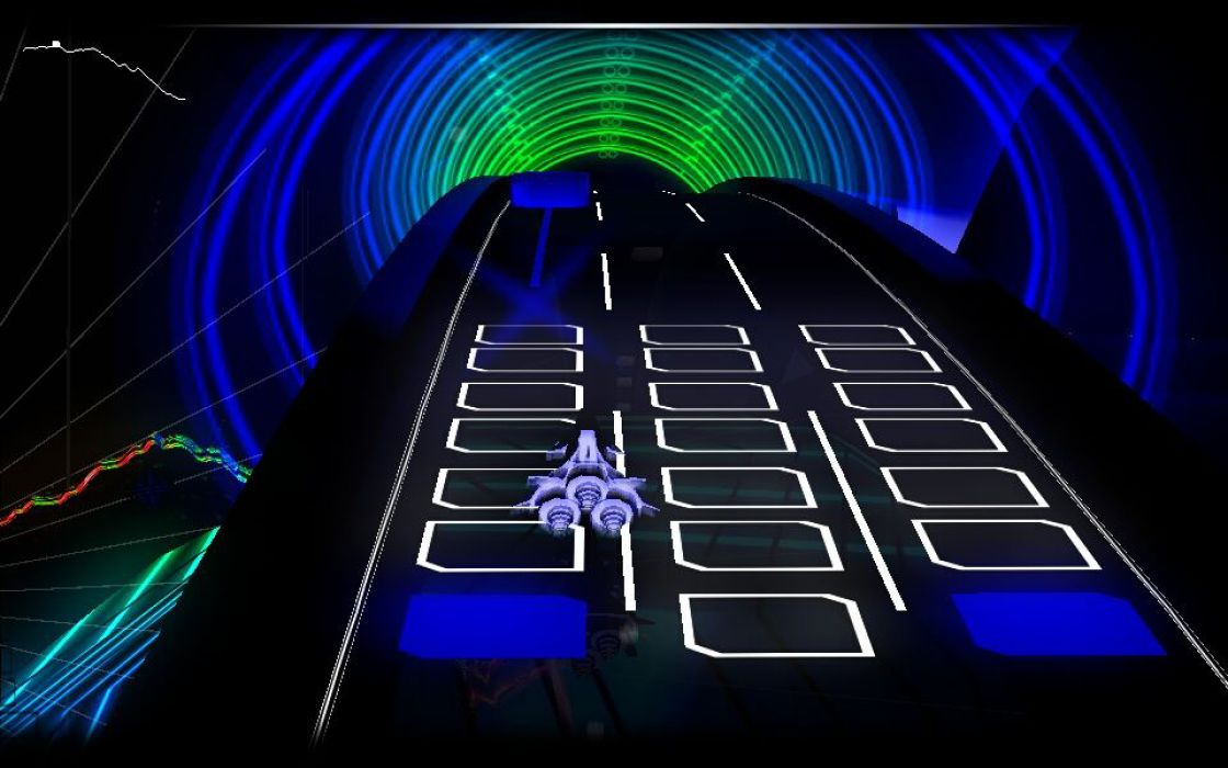 AudioSurf screenshot 9