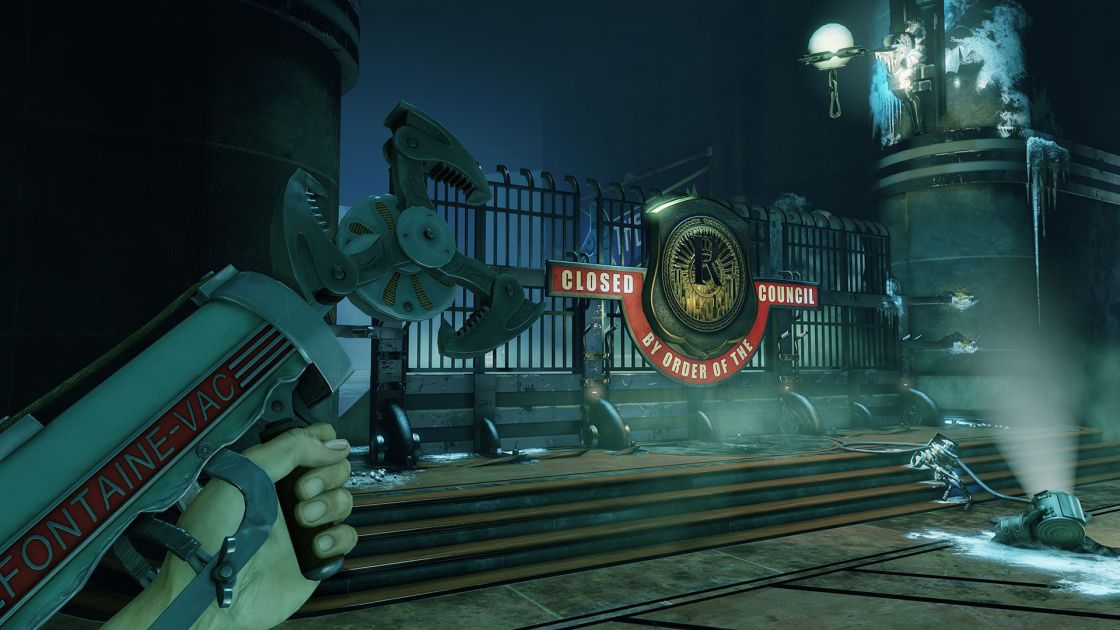BioShock Infinite - Season Pass (DLC) screenshot 1