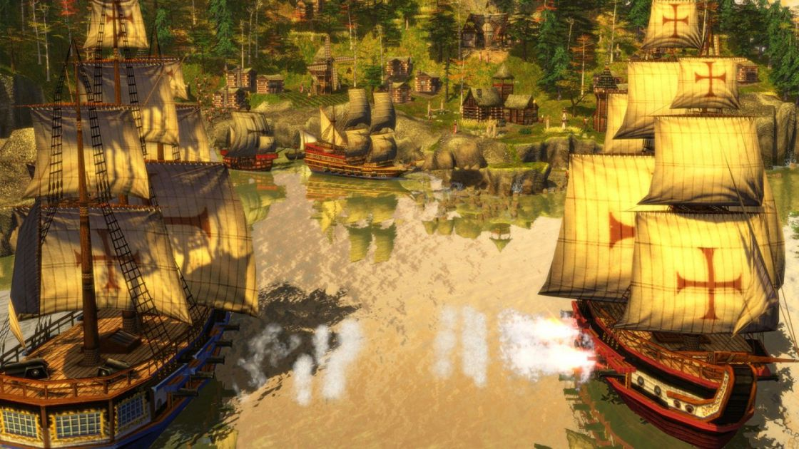 Age of Empires III (Complete Collection) screenshot 15