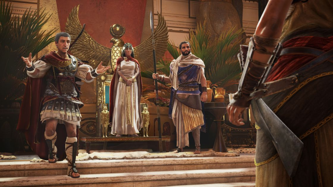 Assassin's Creed: Origins (Gold Edition) screenshot 6