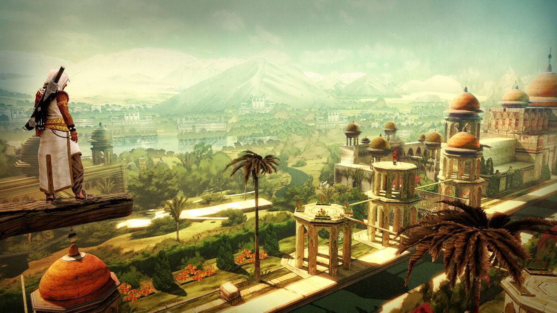 Assassin's Creed Chronicles: India screenshot 11