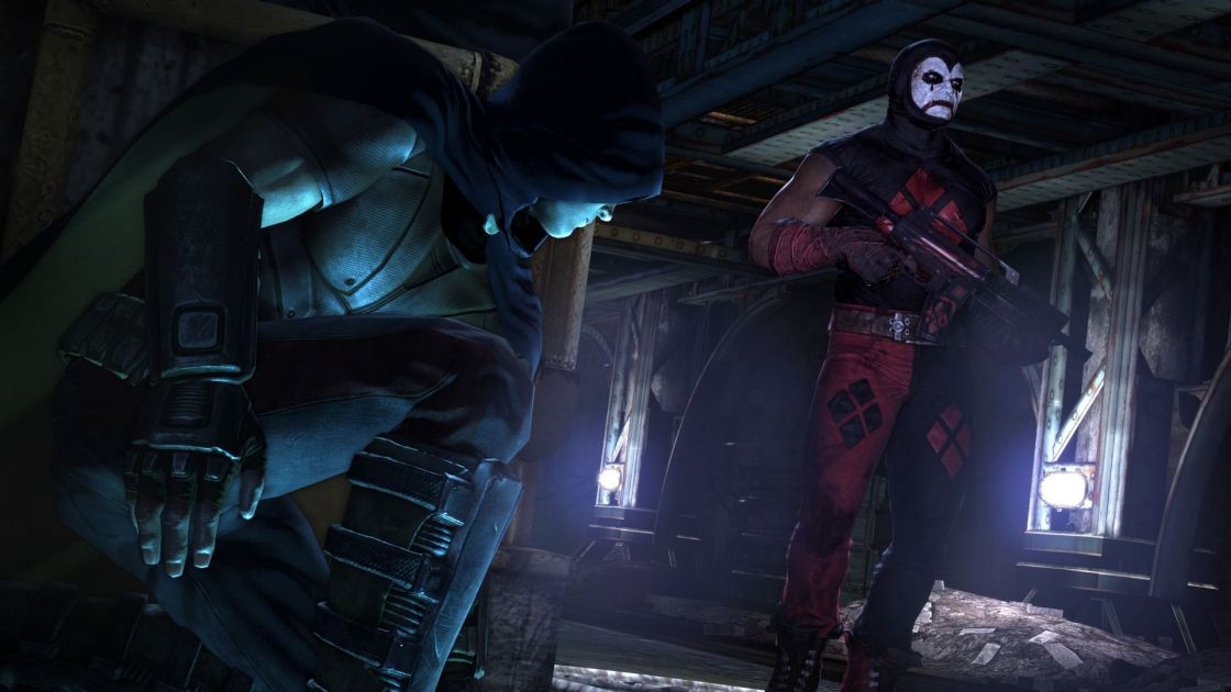 Batman: Arkham Knight (incl. Harley Quinn DLC) screenshot 7
