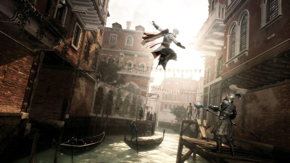 Assassin's Creed II (Deluxe Edition) screenshot 8