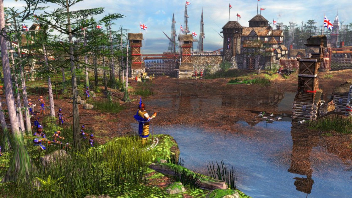 Age of Empires III (Complete Collection) screenshot 11