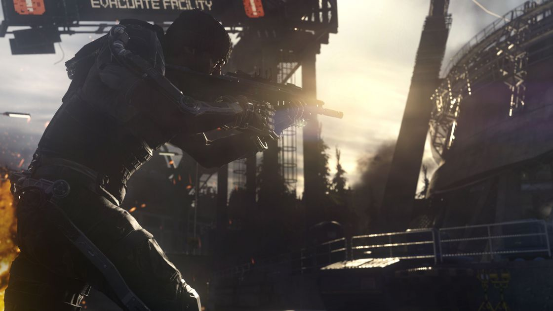Call of Duty: Advanced Warfare - Day Zero (DLC) screenshot 10