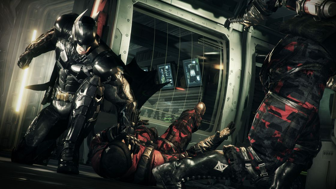 Batman: Arkham Knight - Season Pass (DLC) screenshot 5
