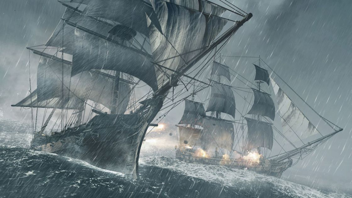 Assassin's Creed Black Flag Xbox One screenshot 2