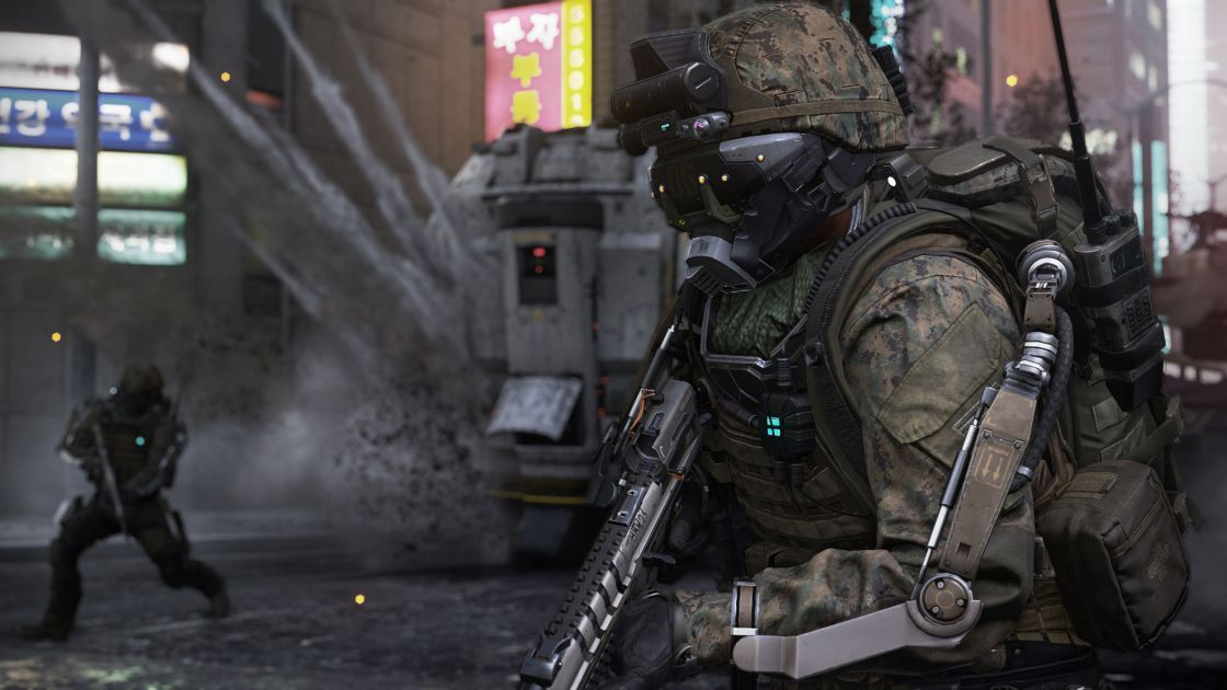 Call of Duty: Advanced Warfare (Day Zero Edition) screenshot 8