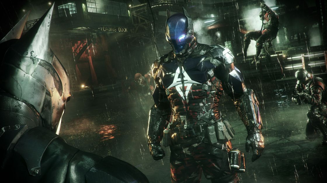 Batman: Arkham Knight - Season Pass (DLC) screenshot 6